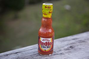 Frank's RedHot XTRA Hot - Super Hot Sauces