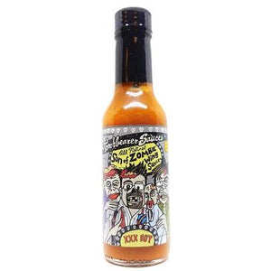 Son of Zombie Wing Sauce - Super Hot Sauces