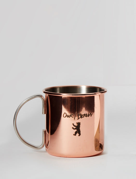 Our/Berlin Copper Mug