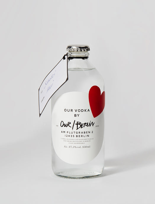 """Heart"" Our/Berlin Vodka"