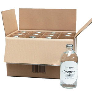OUR/BERLIN VODKA - PARTY PACK