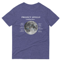 Load image into Gallery viewer, NEW! Apollo Landing Sites Tee