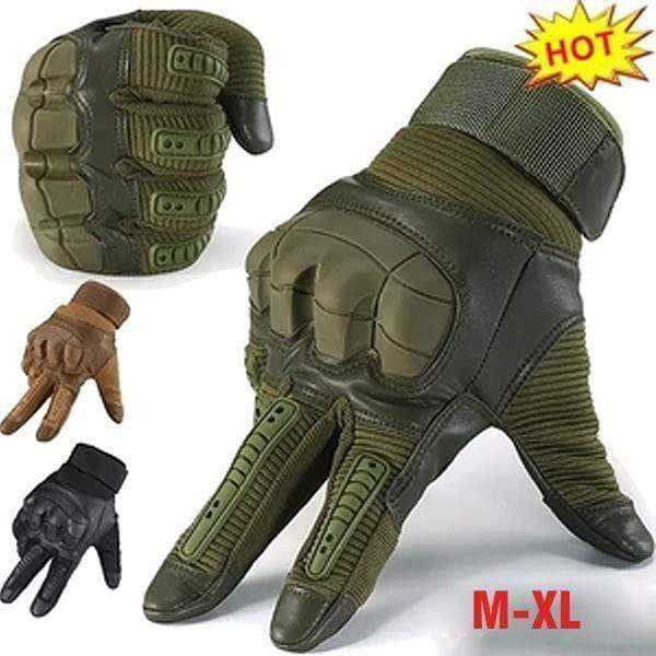 Military Tactical Full-finger Gloves
