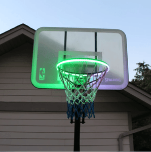 Awesome Basketball Hoop Sensor-Activated LED Strip Light-8 Flash Modes