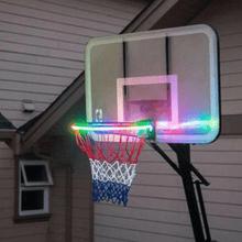 Load image into Gallery viewer, Awesome Basketball Hoop Sensor-Activated LED Strip Light-8 Flash Modes