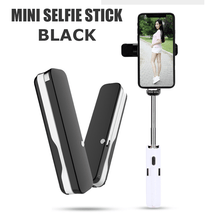 Load image into Gallery viewer, Mini Portable Selfie Stick