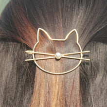 Load image into Gallery viewer, Cute Cat Hair Clip