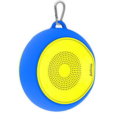 HolyHigh BT2510 Wireless Speaker Outdoor Speaker -Yellow and Blue
