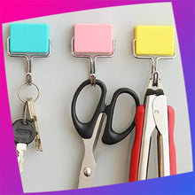 Load image into Gallery viewer, 180 Degree Reusable Strong Magnetic Hooks