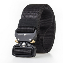 Load image into Gallery viewer, 50% OFF TODAY - Military Style Tactical Nylon Belt