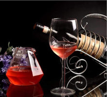 Load image into Gallery viewer, SHARK RED WINE GOBLET (HANDMADE)