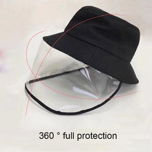 Load image into Gallery viewer, (BUY ONE FREE ONE)A Reusable PROTECTION HAT: Wind-proof, dust-proof, saliva-proof.Essential items for going out