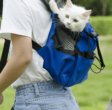 Load image into Gallery viewer, Outdoor Portable Pet Backpack
