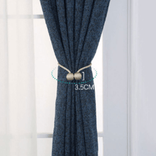 Load image into Gallery viewer, Magnet Buckle Curtain Tieback(1 Pair)