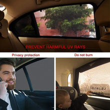 Load image into Gallery viewer, Car Sun Shades Protect baby/Pets from the Sun's Glare