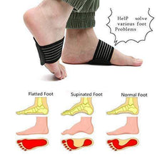 Load image into Gallery viewer, Plantar Fasciitis Foot Relief Cushions (1 pair)