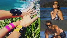 Load image into Gallery viewer, FOLDABLE WRISTBAND POLARIZED SUNGLASSES