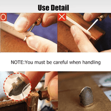 Load image into Gallery viewer, Sewing Thimble Finger Set