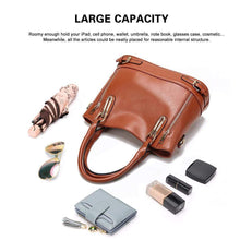 Load image into Gallery viewer, PU Shoulder Bag & Handbag