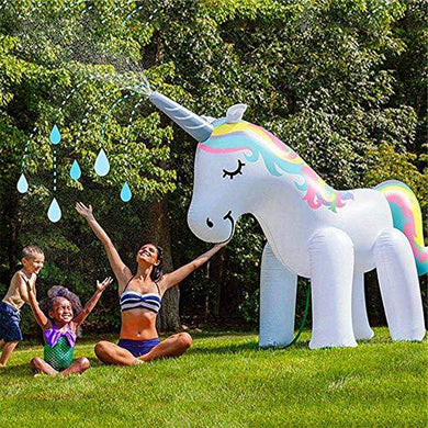 Hot summer Ginormous Unicorn Yard Sprinkler-Limited Stock