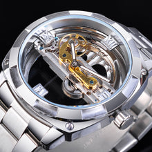 Load image into Gallery viewer, Transparent Design Mechanical Watch