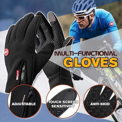 Outdoor Thermal Winter Gloves