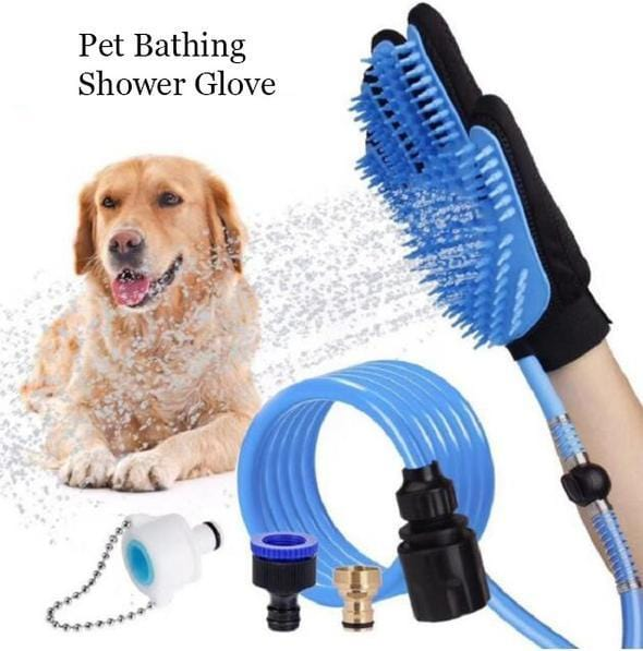 Pet Bathing Shower Glove Relaxybuy