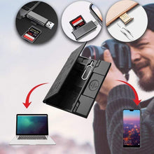 Load image into Gallery viewer, SimPRO 5-in-1 Ultimate Card Reader Pocket Kit