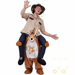 Carry Me Ride on Costume