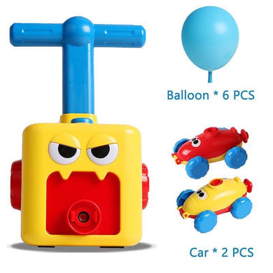 Balloons Car Children's Science Toy | Buy 2 Free Shipping