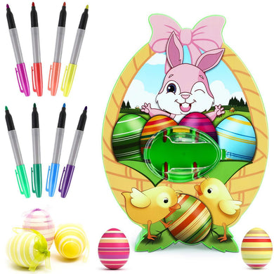Hot Sale In  Easter-Motorized Easter Egg Decorative Toy(Limited quantity)