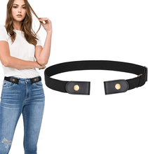 Load image into Gallery viewer, No-Buckle Women's Belt