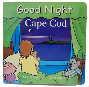 Good Night Cape Cod<br>Kids Board Book