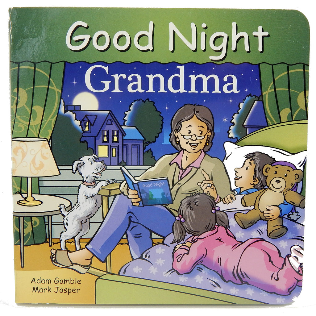 Good Night Grandma<br>Kids Board Books