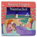 Good Night Nantucket<br>Kids Board Books