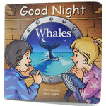Good Night Whales<br>Kids Board Books