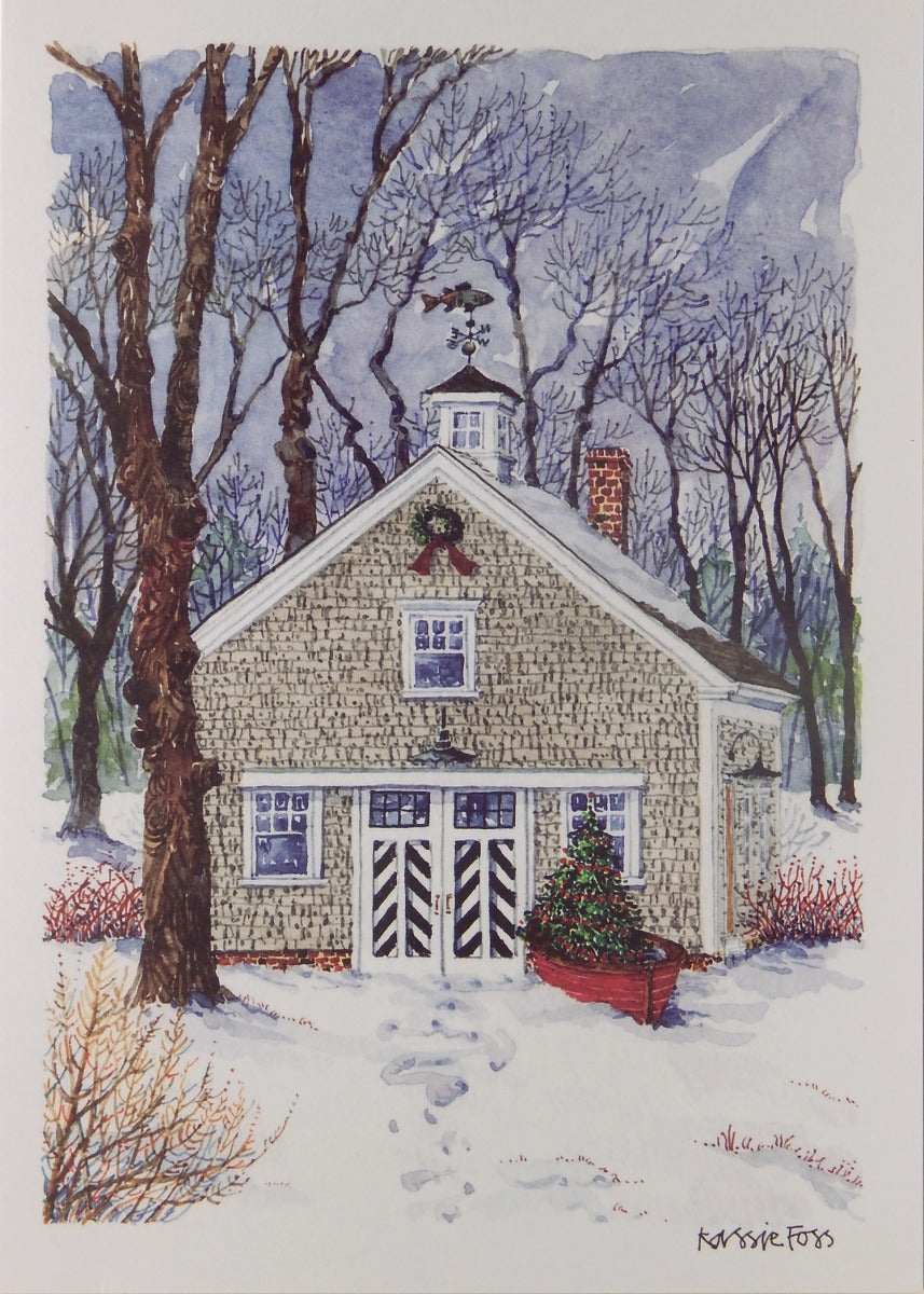 Scenic Christmas Cards (#1083)<br>by Onion Hill Designs