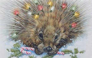Wildlife Christmas Cards (#1133)<br>NEW! Embossed by Pumpernickel Press