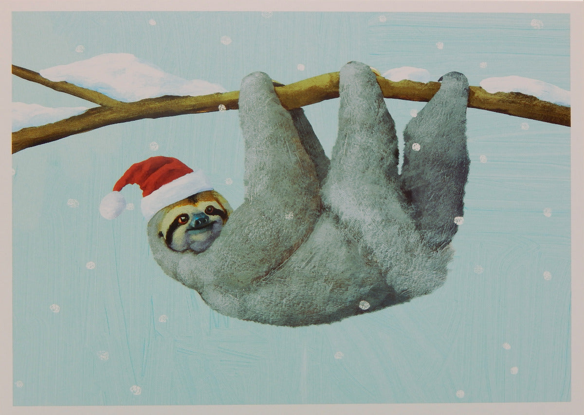 Wildlife Christmas Cards (#1175)<br>100% Recycled<br>by Allport Editions