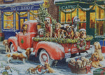 Dog Christmas Cards (#1223)<br>NEW! by Vermont Christmas Co.