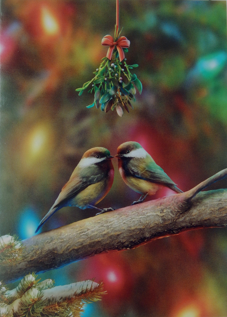 Bird Christmas Cards (#1225)<br>NEW! by Vermont Christmas Co.
