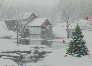 Scenic Christmas Cards (#1227)<br>NEW! by Vermont Christmas Co.