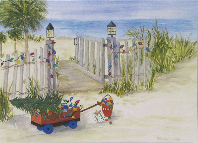 Nautical Christmas Cards (#464)<br>by East Coast Print Images
