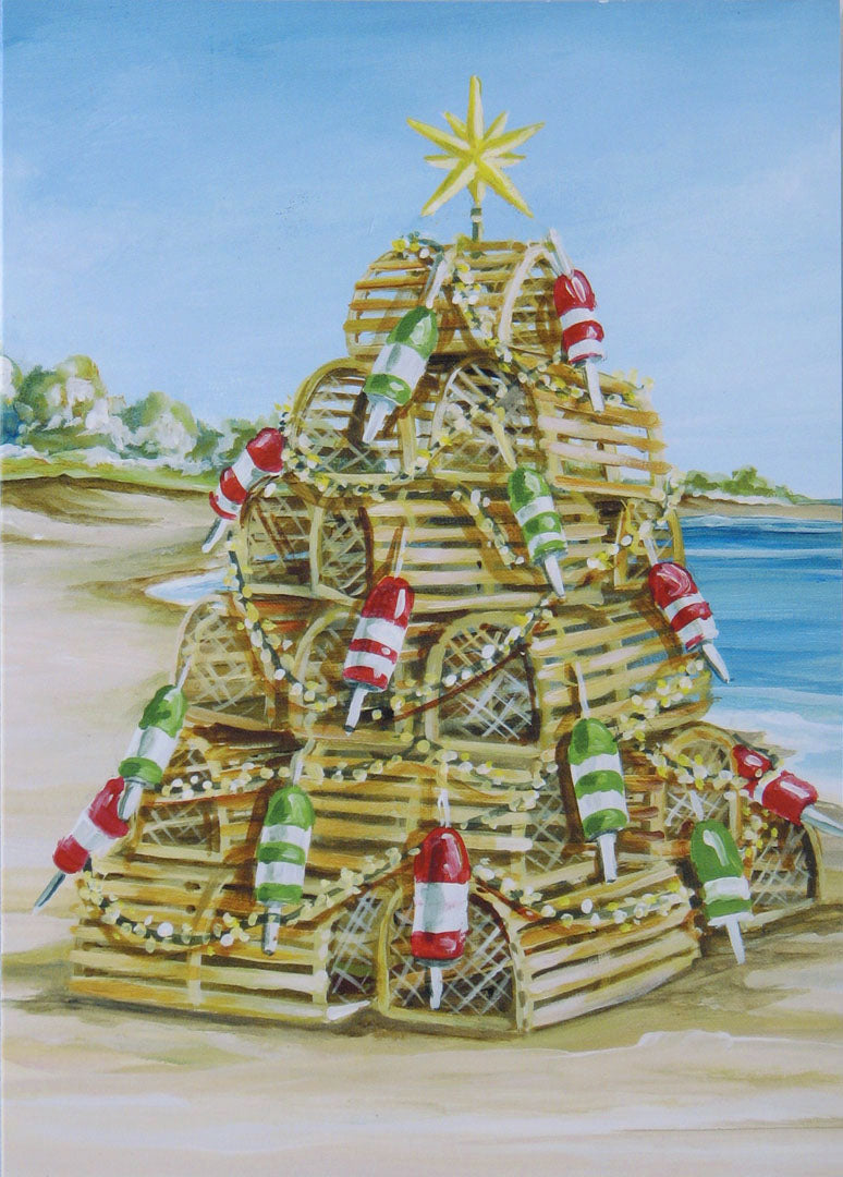 Nautical Christmas Cards (#643)<br>by East Coast Print Images