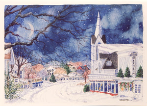 Scenic Christmas Cards (#950)<br>by Onion Hill Designs
