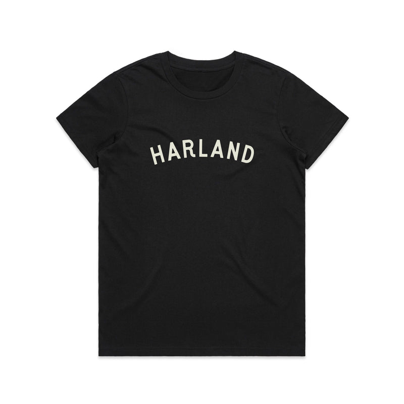 Women's Arch T-Shirt - Black