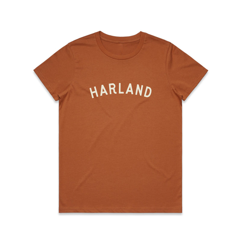 Women's Arch T-Shirt - Copper