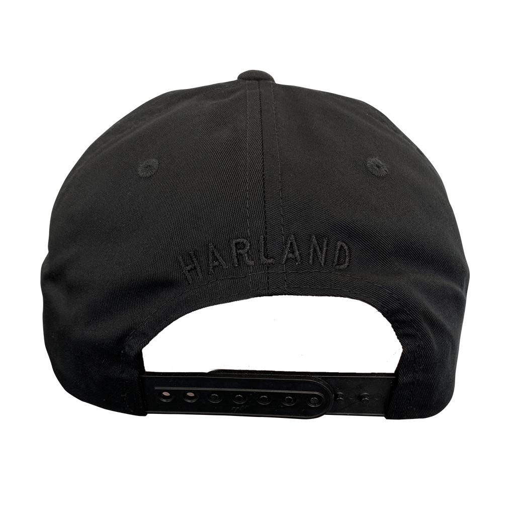 Black Youpong Hat - Black H