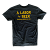 Labor of Beer T-Shirt - Black