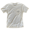 Shop Tee Pocket T-Shirt - Natural